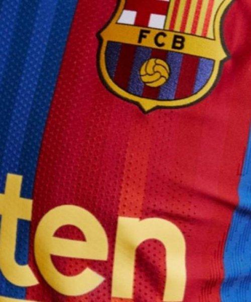 Le maillot spécial Clasico du Barça