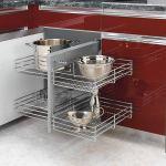 13 Creative Kitchen Corner Storage Ideas