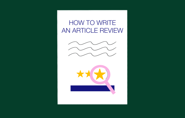How to Write an Article Review: Full Guide with Examples  EssayPro
