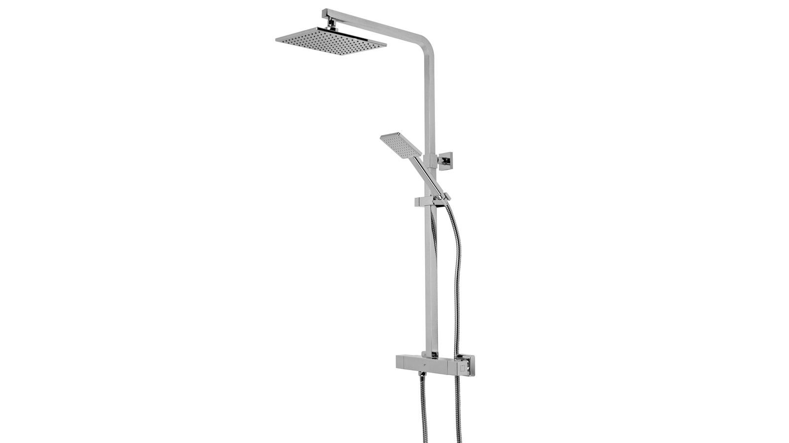 Roper Rhodes Event Square Dual Function Diverter Shower System Svset31