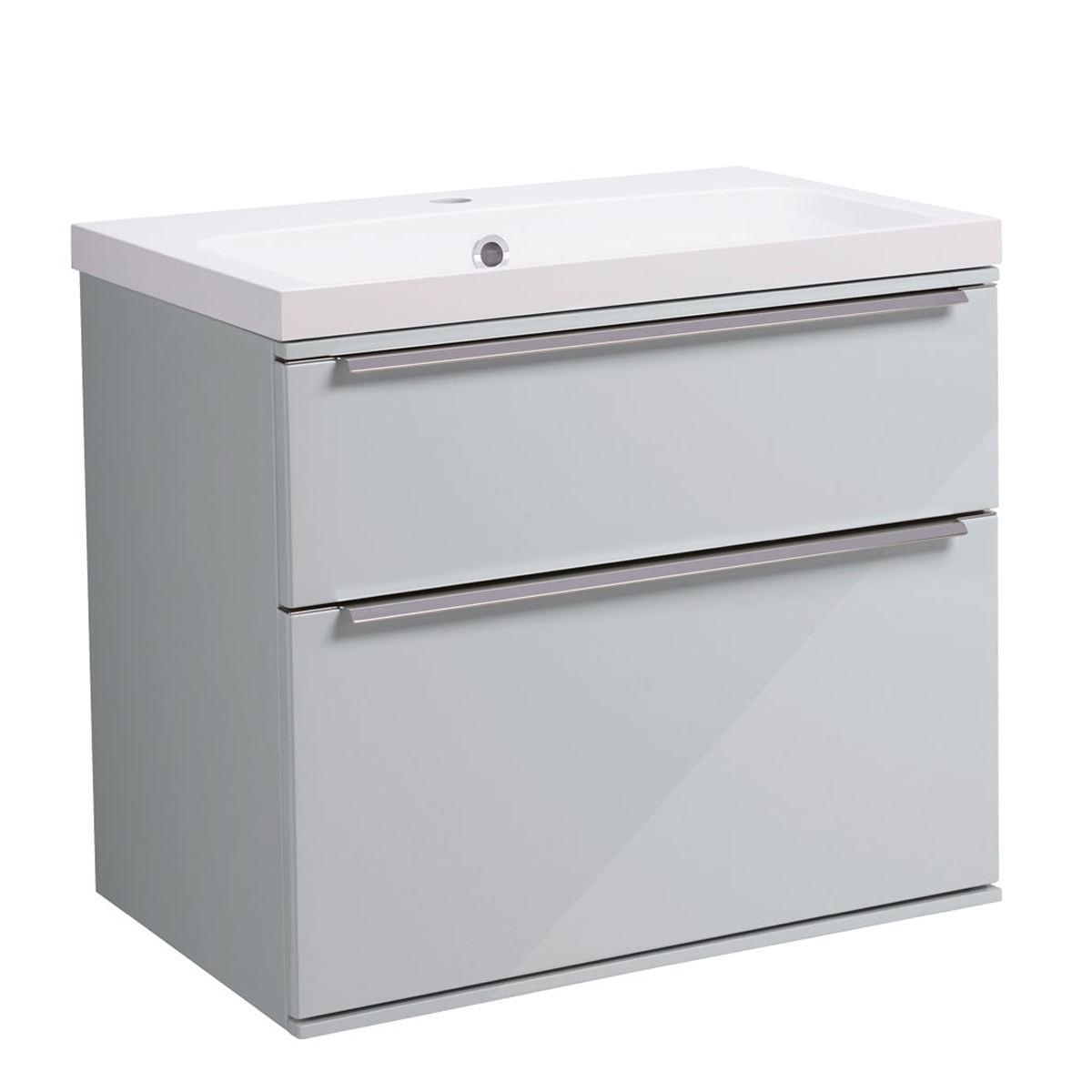 White Gloss Kitchen Unit 600mm