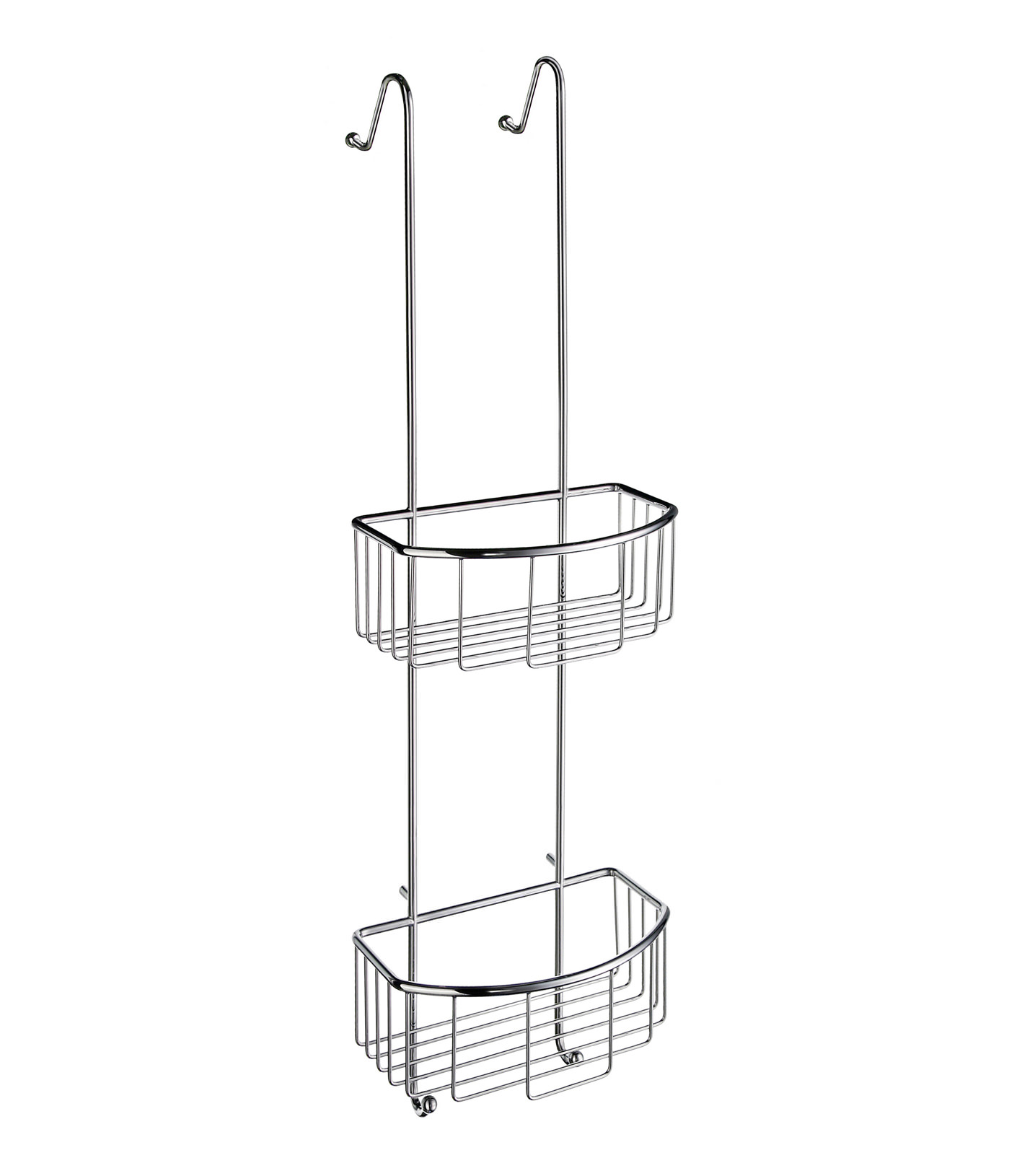 Smedbo Sideline Shower Basket Double 220 X 130mm