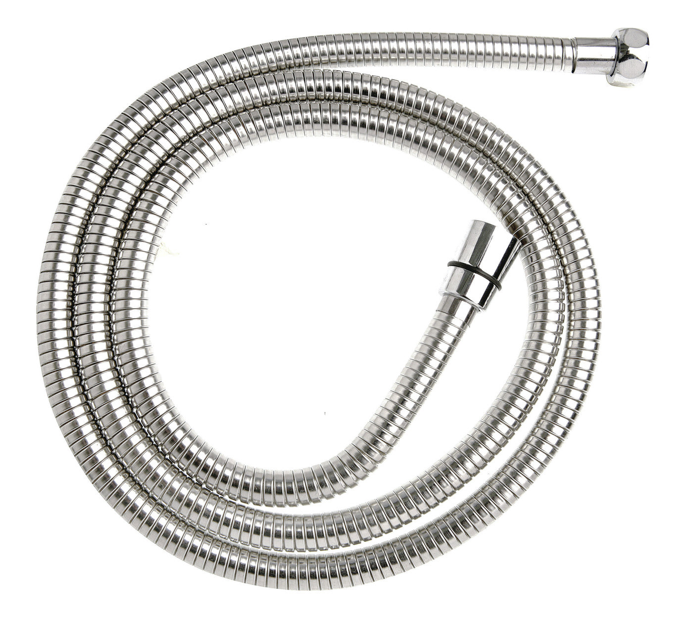 Croydex Reinforced Stainless Steel Stretch Shower Hose