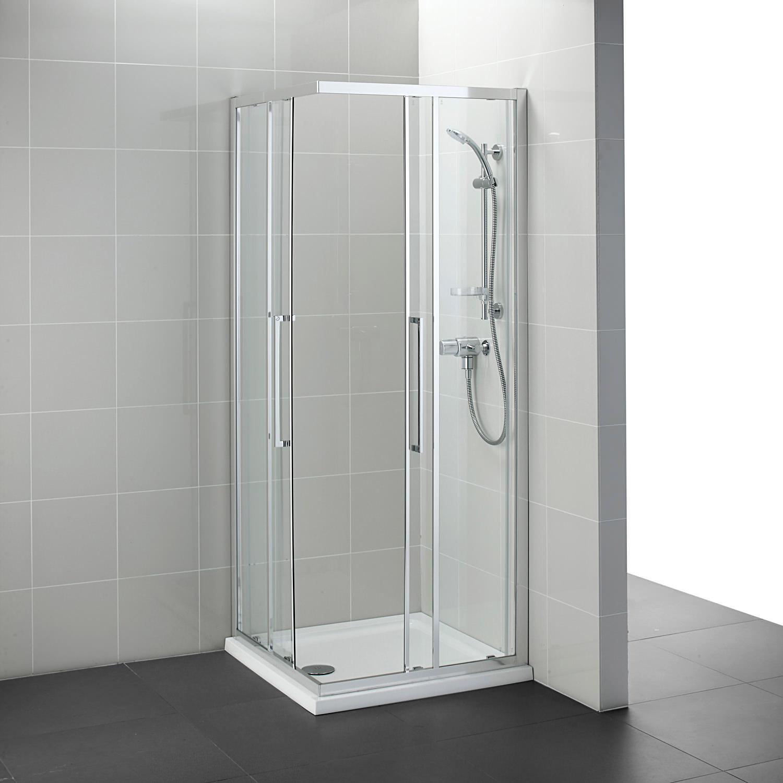 Ideal Standard Kubo 760mm Corner Entry Shower Enclosure