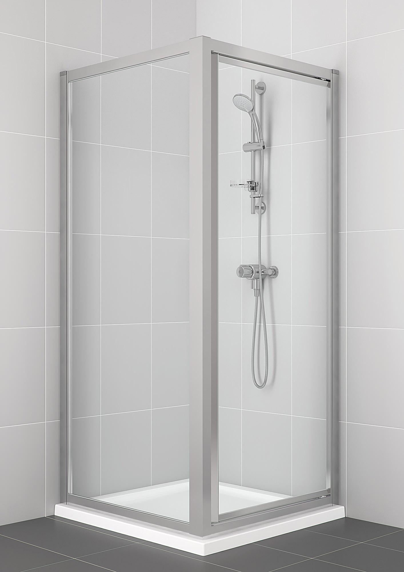 Ideal Standard New Connect Pivot Shower Enclosure Door L6642va