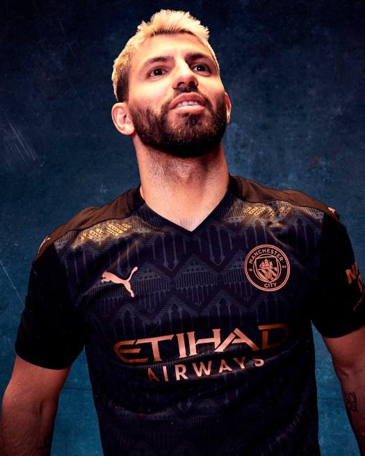 Camisa reserva do Manchester City 2020-2021 PUMA » MDF