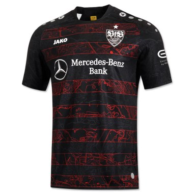 Novas camisas do VfB Stuttgart 2020-2021 Jako » Mantos do Futebol