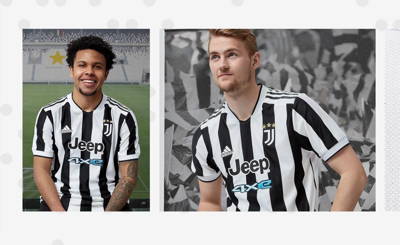 camisas da Juventus 2022