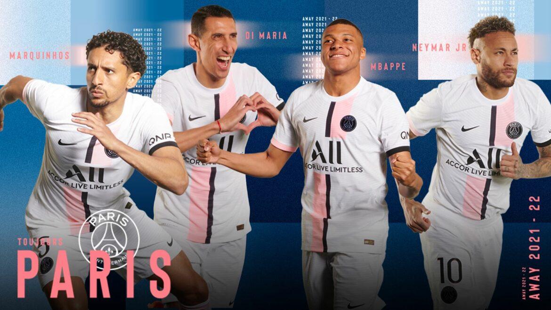 Camisa do PSG 2022