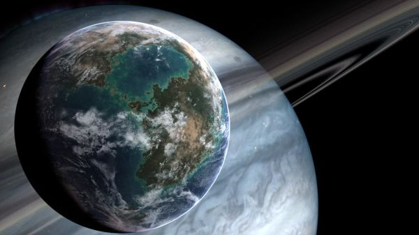Alien Worlds - National Geographic Channel - Asia