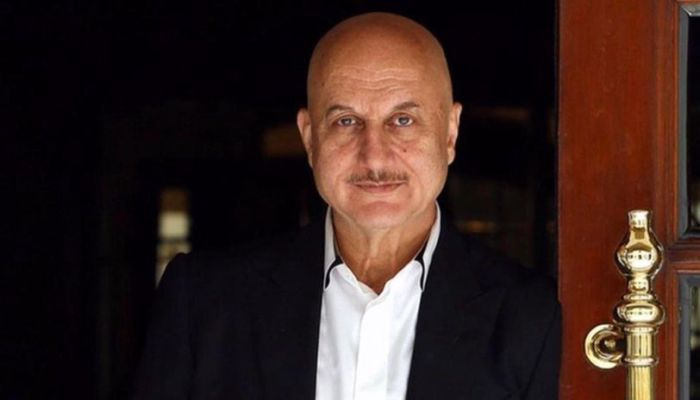 Anupam Kher Shares Throwback Picture From School Days, Asks Fans To Spot Him