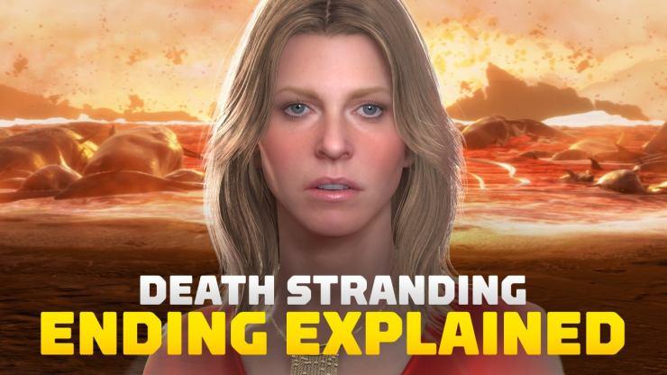 La historia de 40 horas de Death Stranding, explicada 3