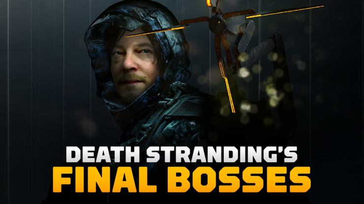 La historia de 40 horas de Death Stranding, explicada 4