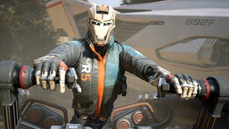 A screenshot from Disintegration.