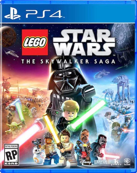 LEGO Star Wars: The Skywalker Saga Preorder Guide