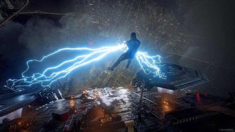 Marvel's Avengers on PlayStation 5