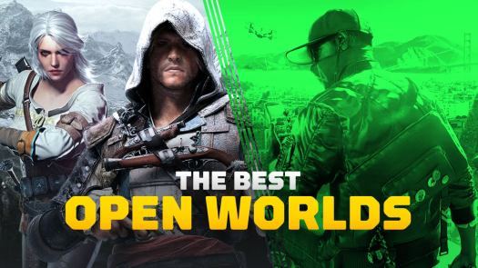 """<h2>The Best Open Worlds</h2>Video Games offer their players boundless escapism, and while that's sometimes in the form of a really compelling linear story, there's a special place in our hearts for a big open world you can easily get lost in. To that end, we've put together a list of our favorite open worlds in gaming.<br><br>It's worth noting that <i>this isn't a list of IGN's Best Open-World Games™</i>, but rather our favorite worlds in and of themselves - whether they're made up of miles of untamed wilderness, countless blocks of urban sprawl or fall somewhere in-between, these are the top 10 video game open worlds.<br><br>For more game-ranking goodness, why not check out our picks for <a href=""""https://www.ign.com/articles/best-rpgs"""">the top 10 modern RPGs</a> or <a href=""""https://www.ign.com/articles/best-ps2-games"""">the best PS2 games of all time</a>."""