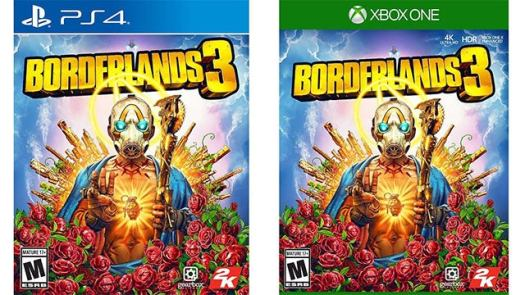 Borderlands 3 for PS4 or Xbox One