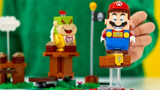 LEGO Super Mario Starter Kit Bundle