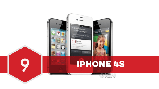 """iPhone 4S<br> <a href=""""https://www.ign.com/articles/2011/10/17/apple-iphone-4s-review"""" target=""""_blank>Reviewed by Scott Lowe</a><br>October 17, 2011<br>Amidst the hype and lofty expectations surrounding new Apple products, it's easy to lose sight of what a product like the iPhone 4S is in favor of what it isn't: the iPhone 5. Though it may not have the new design many were hoping for, its improvements are enough to make it considerably faster and better performing device than its predecessor."""