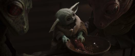 The Child in The Mandalorian Chapter 11. (Photo credit: Lucasfilm Lt.)