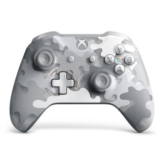 Xbox Controller (Arctic Camo Special Edition)