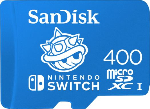 SanDisk 400GB microSD Card for Switch