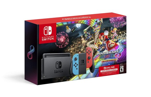 SOLD OUT - Switch Black Friday Bundle at Amazon