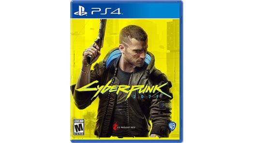Cyberpunk 2077 for PS4/PS5