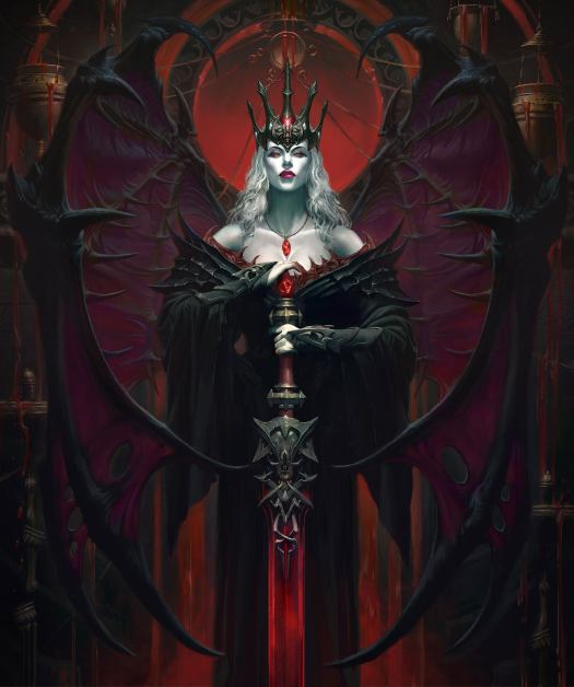 The Countess - an enemy in Diablo Immortal.