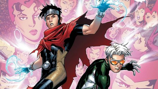 With Wiccan and Speed seemingly making their MCU debuts in Marvel's WandaVision, let's take a brief look at their fascinating but convoluted history at Marvel Comics.