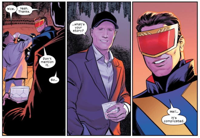 image-1623325059632 Kevin Feige Makes Surprise Appearance in X-Men Comic   IGN