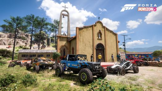 In-Depth with Forza Horizon 5: 'The Largest, Most Diverse Horizon Ever' 2