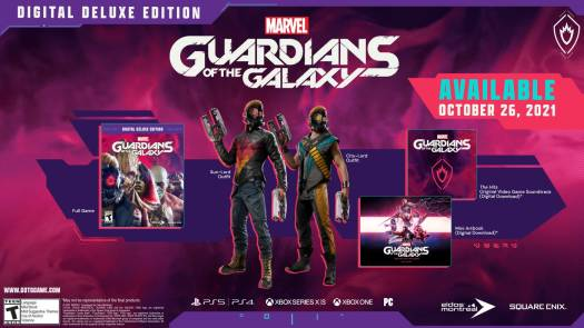 Marvel's Guardians of the Galaxy Is Up for Preorder - E3 2021 3