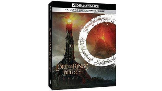 The Lord of the Rings Extended & Theatrical 4K Ultra HD Blu-ray Set
