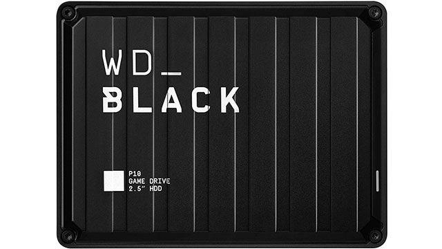 WD Black P10 Game Drive 5TB Portable Hard Drive