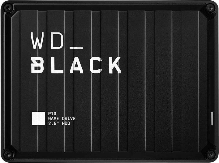 WD_BLACK 5TB Game Drive