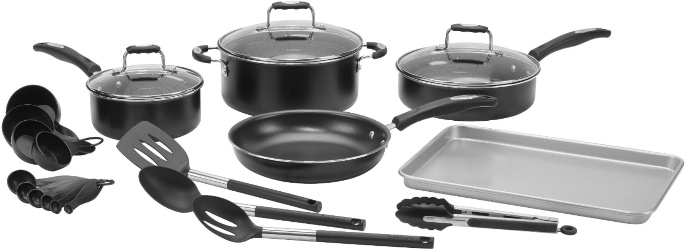 Complete Chef 22 Piece Cookware Set