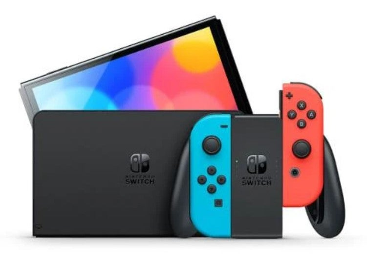 Nintendo Switch - Neon