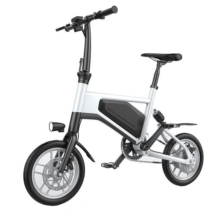 Glarewheels X5 Electric Folding Bike