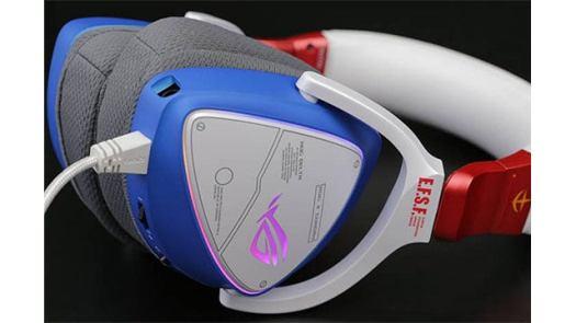 ASUS ROG Delta GUNDAM EDITION Limited Edition Gaming Headset