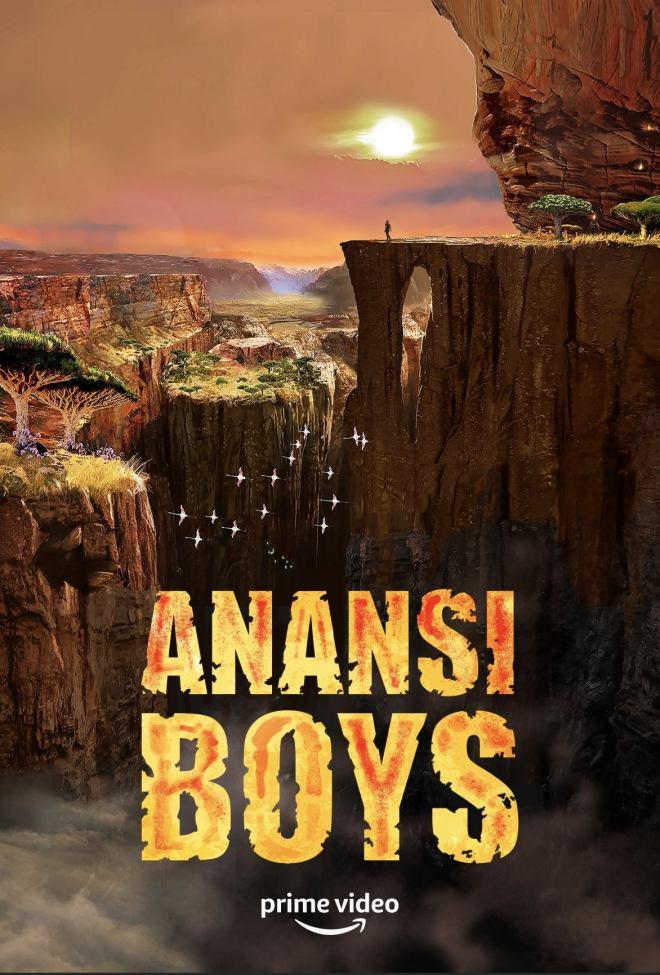 amazons-anansi-boys-poster-1626879630717 Neil Gaiman's Anansi Boys Gets Series Order at Amazon | IGN