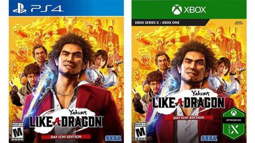Yakuza: Like a Dragon Steelbook Edition (PS4, PS5, Xbox)