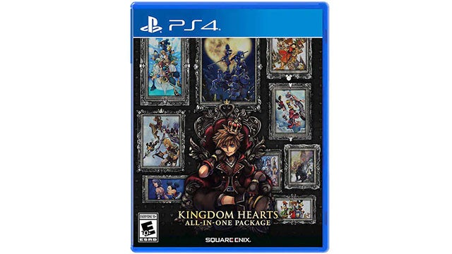 Kingdom Hearts All-in-One Set