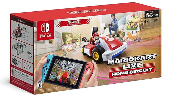 Mario Kart Live: Home Circuit for Switch