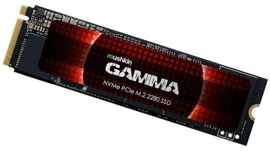 Mushkin Enhanced Gamma 1TB PCIe Gen4 x4 M.2 SSD (up to 7150Mbps)