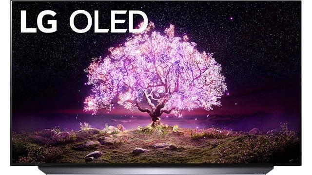 2021 LG OLED65C1PUB 65