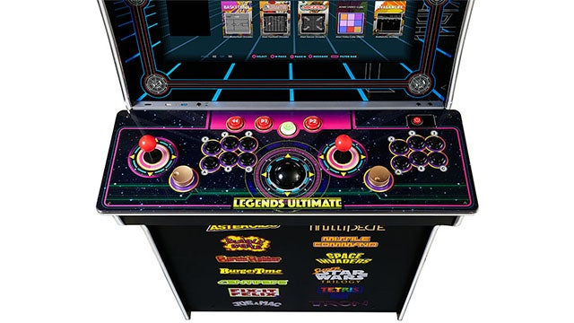 AtGames Legends Ultimate Full-Sized Home Arcade Cabinet