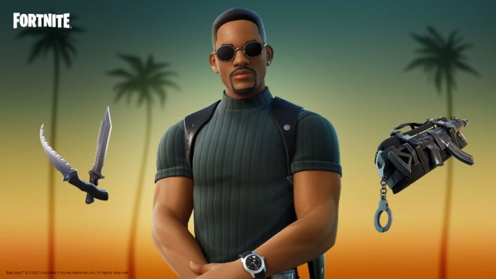 Mike Lowrey in Fortnite, Image Credit: Epic Games