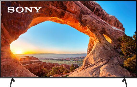 "Sony - 65"" Class X85J Series LED 4K UHD Smart Google TV"